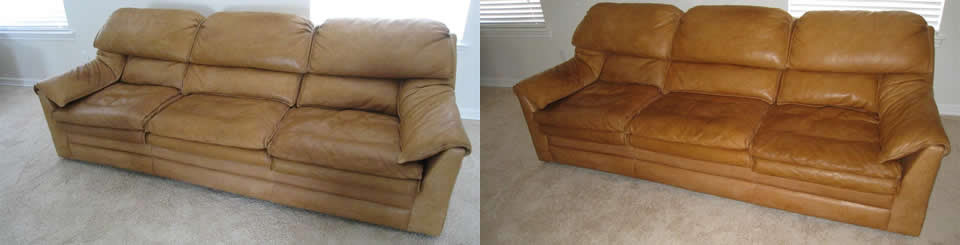 dallas leather repair leather restoration fort worth onsite